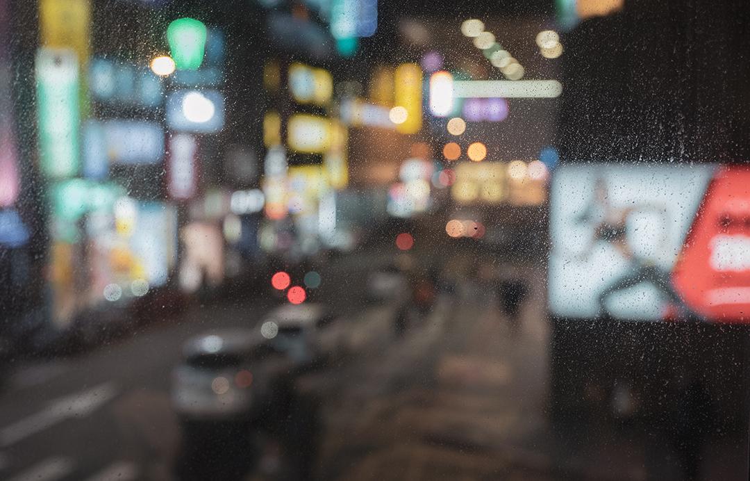 攝影: Nero Huang '台北青雨'
